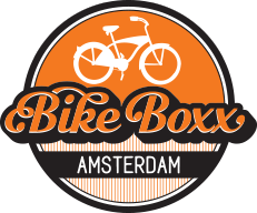 Bike Boxx Amsterdam bicycle storage and office